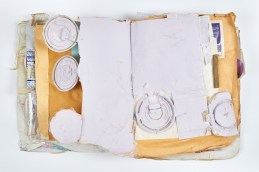 MOSES HOSKINS Book of Debris, Volume #13, 1995