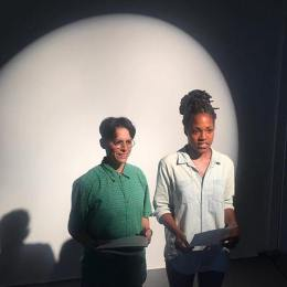 Cold Open Verse: Ariel Goldberg and Saretta Morgan, Live Taping