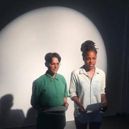 Cold Open Verse: Ariel Goldberg and Saretta Morgan, Live Taping